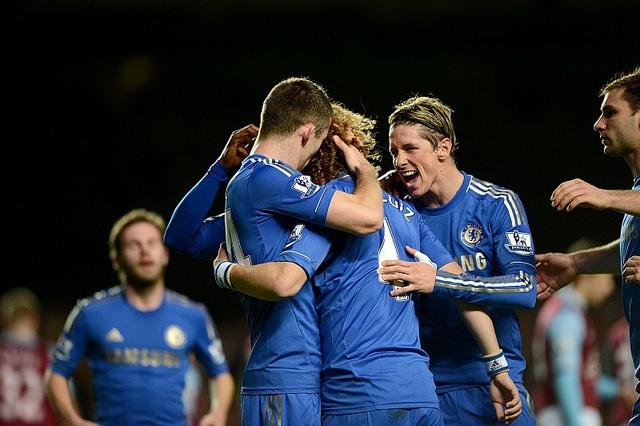 EPL 23/12/12 Chelsea 8 - 0 Aston Villa