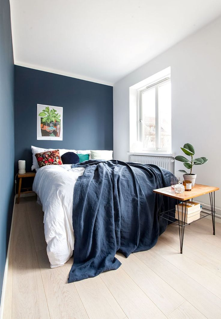 Best 20+ Midnight Blue Bedroom Ideas On Pinterest