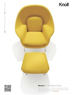 Knoll Studio - Womb http://www.nest.co.uk/product/knoll-womb-chair-and-ottoman