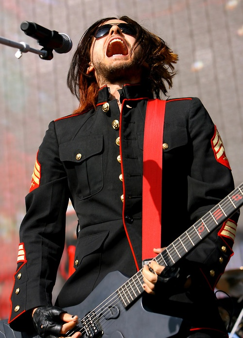 Jared Leto ~ 30 Seconds to Mars