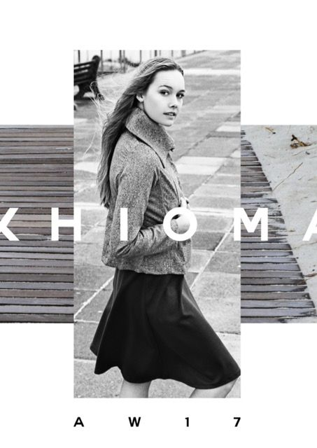 K H I O M A  AW17 Campaign   SA Fashion   Cape Town Fashion Shop online