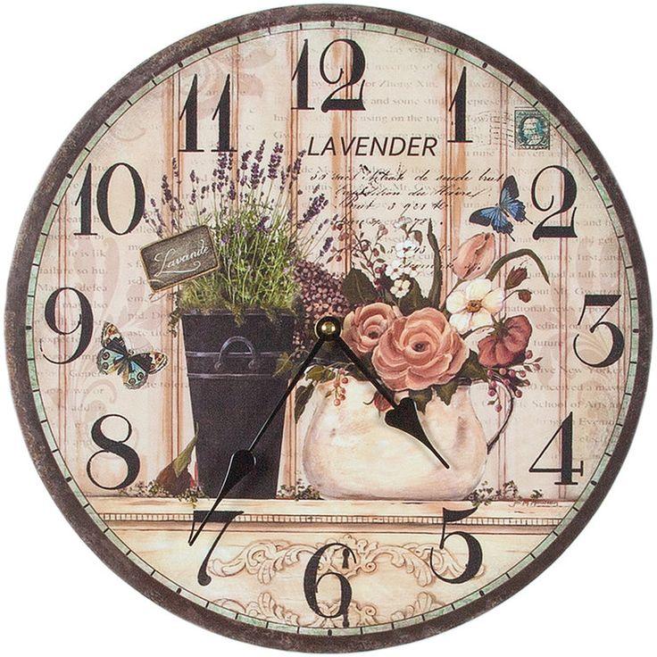 OROLOGIO  LAVENDER   - ANGELICA HOME&COUNTRY euro 11
