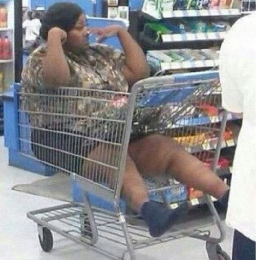 """""""meanwhile in walmart""""..."""
