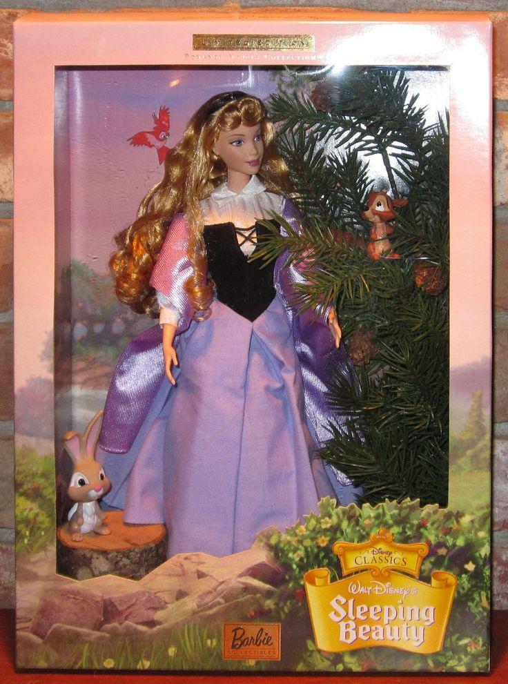 Sleeping Beauty Doll Ooak Disney Dolls Disney Barbie