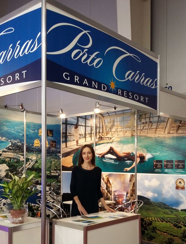 #PortoCarras will be waiting for you in Hall 2, Sector C, Stand No 6, at the #Holiday & #Spa exhibition between February 11-13! http://www.holidayfair-sofia.com/?language_id=2 #PortoCarrasGrandResort #tourism #halkidiki #meetHalkidiki