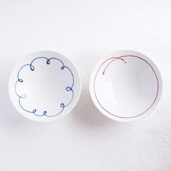 白山陶器 お茶碗