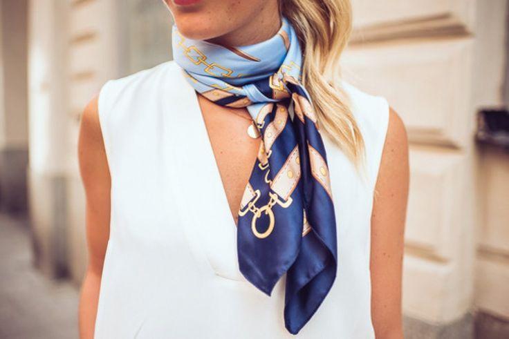 Summer Trend : Τρόποι να φορέσεις ένα μαντήλι