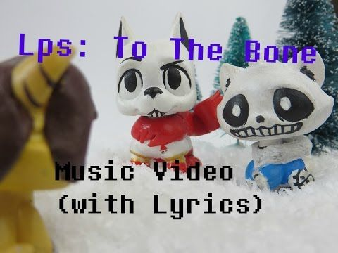 Lps: To The Bone [ Undertale Music Video ] - YouTube