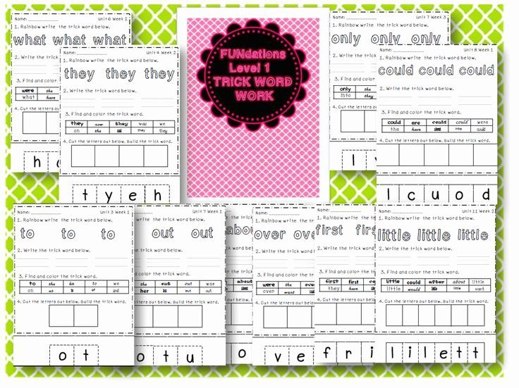 30 Fundations Grade 1 Lesson Plans in 2020