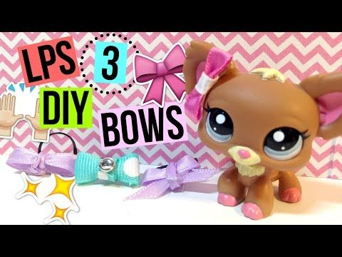 DIY Food: How To Make LPS Starbucks Drinks - YouTube
