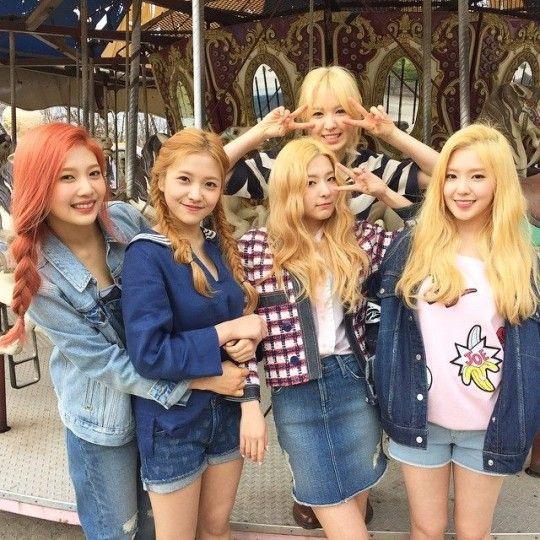 Red Velvet aparece en la versión coreana y tailandesa de la revista Ceci | Soompi Spanish
