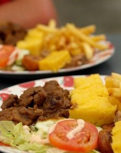 curacao food funchi stew stoba
