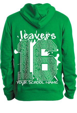Leavers Hoody