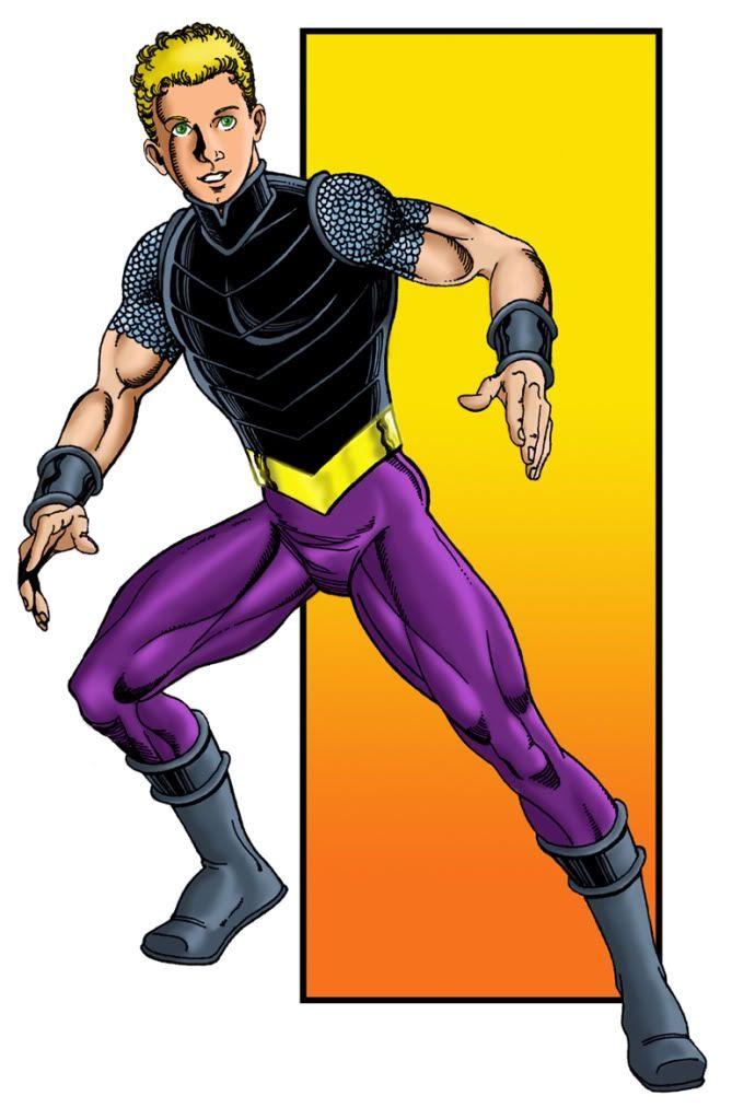Jericho Comics