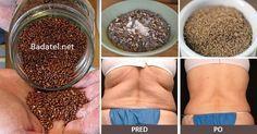 Zmiešajte tieto 2 veci a vyčistite vaše telo od tuku, únavy a parazitov!