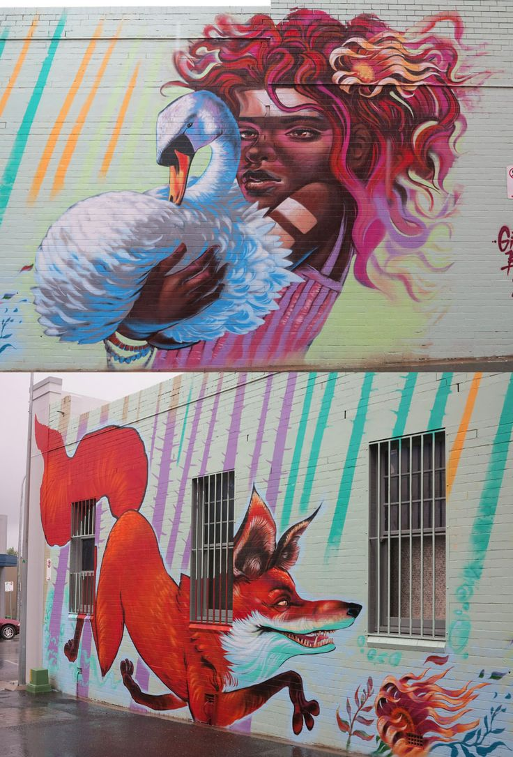 24 photos of awesome Toowoomba street art [gallery]