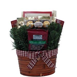 57 best gift basket ideas work images on pinterest gift ideas christmas gift baskets negle Image collections