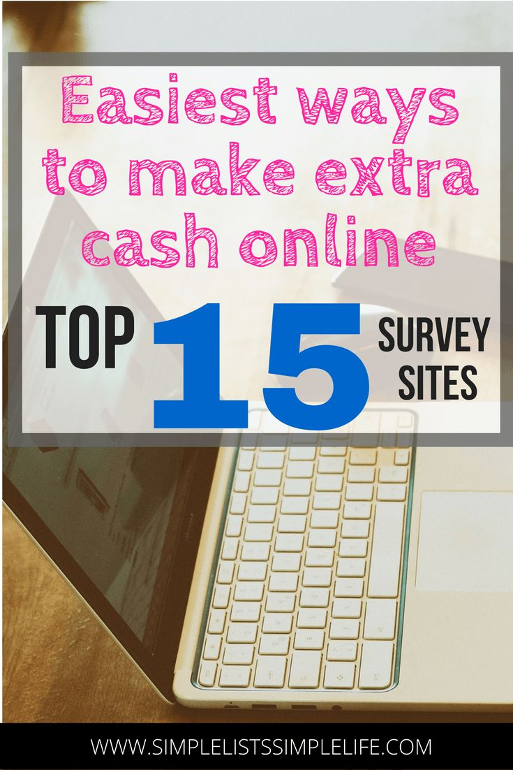 Do you want to make money online? Try the best 15 survey sites to make money and earn gift cards. Find the survey sites that are legitimate and are scam free.
