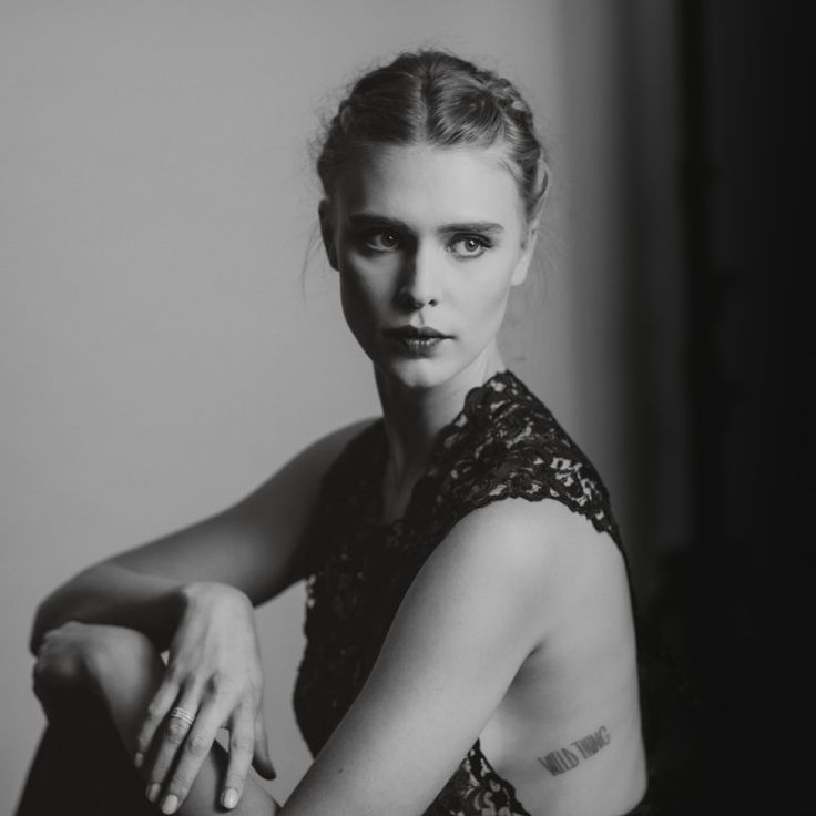Gaia Weiss, photographed by Lydia Bonhomme. | wmag.com