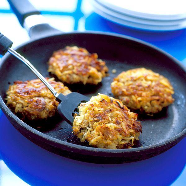 Gemakkelijk en snel: viskoekjes! (Lekker met een salade erbij). #WeightWatchers #WWrecept