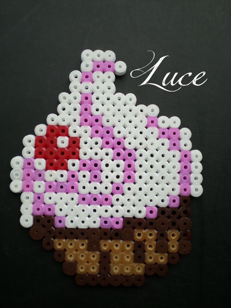 Hama Beads   per info lucejewels.deborah@gmail.com  #lucejewels #hama #collana