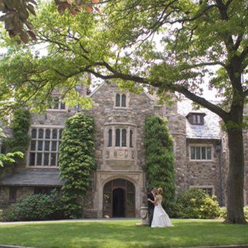 Skylands Manor Castle At The New Jersey Botanical Garden
