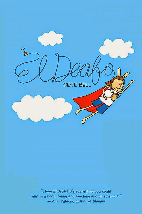 The Nonfiction Detectives: El Deafo by Cece Bell. This memoir, told in graphic format, is both amusing and very moving. It will appeal to fans of Smile by Raina Telgemeier. El Deafo is a must-read for every one.