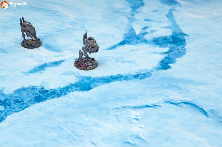 """Iced Earth 72""""x48"""""""