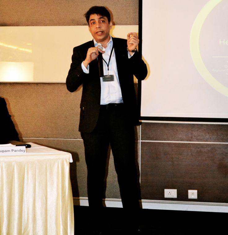 Dr.Sameer Khan - Group CEO, Rockland Hospitals