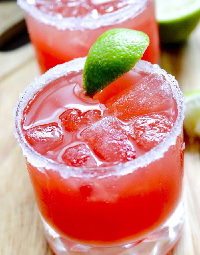 Best 25+ Watermelon margarita ideas on Pinterest ...