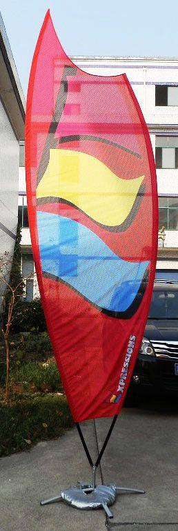 wing flags