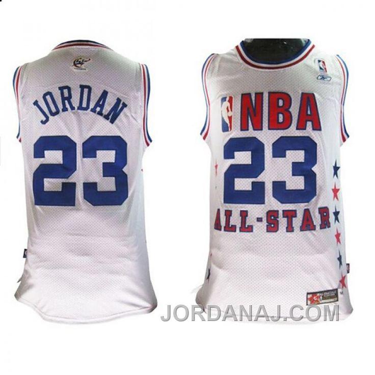 Michael Jordan 2003 All-Star #23 Swingman Jersey