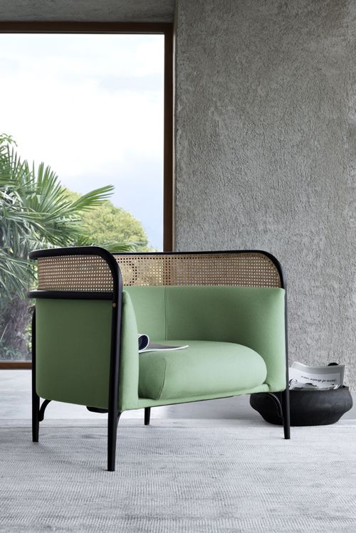 Italian-Danish duo GamFratesi and Swedish trio Front have designed  beautiful pieces of furniture for