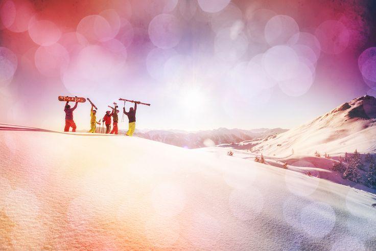 Skiurlaub vom Feinsten - DIE BERGQUELLE *** © www.bergquelle-flachau.at