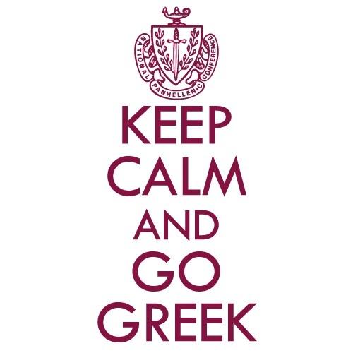 Greek on greek on greek.