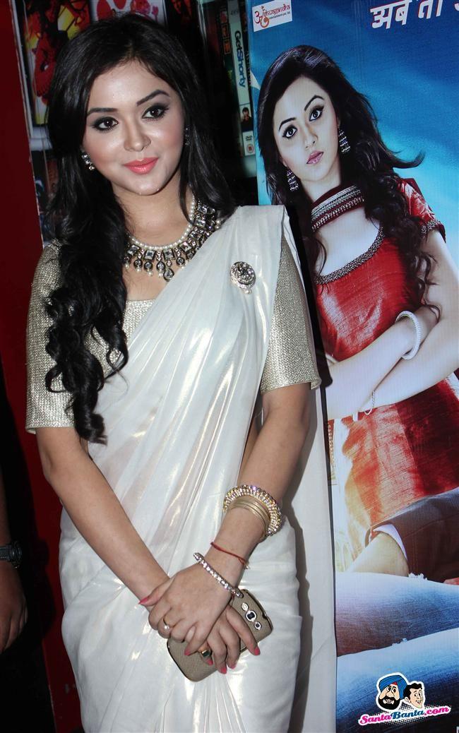 indian saree and blouse