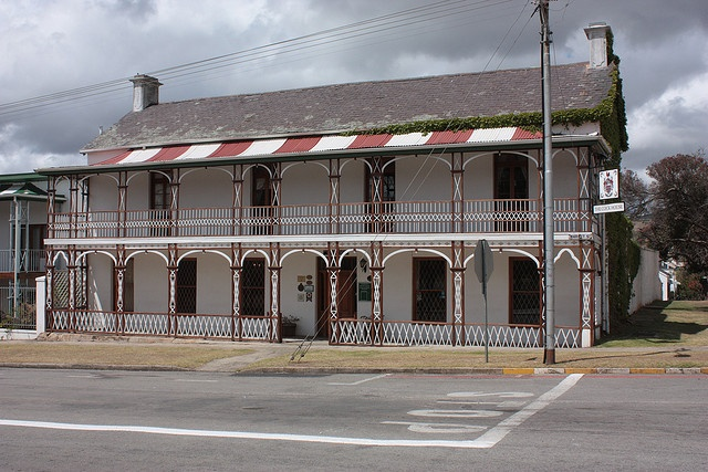 The Cock House, Grahamstown by Kleinz1, via Flickr
