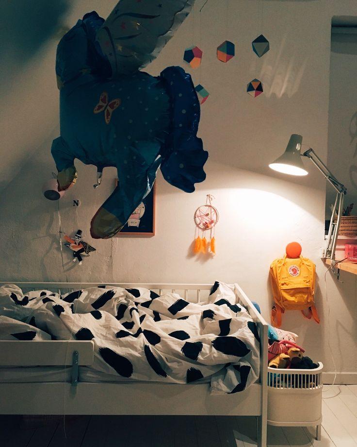 Kender du det? Man har lige lavet om på børnenes værelser - og så kan man starte forfra! Læs med her for tanker om det evigt skiftende børneværelse