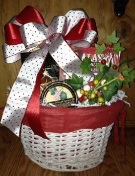 110 best Gift Baskets & Gift Basket Ideas images on Pinterest ...