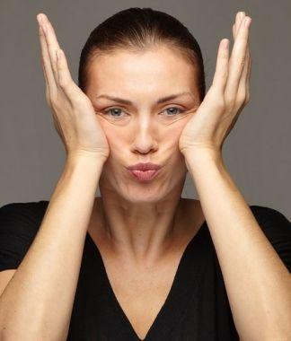 Rughe tra naso e labbra? Prova la ginnastica facciale   Ok salute