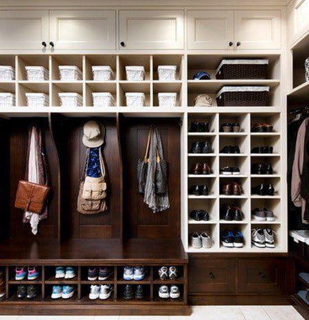 43 Organized Closet Ideas - Dream Closets_16