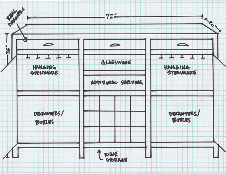 Liquor Cabinet Plans WoodWorking Projects Plans – Home Bar Cabinet Plans