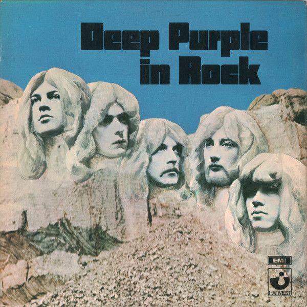Deep Purple - Deep Purple In Rock at Discogs