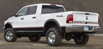 2012 Pickup Truck of the Year