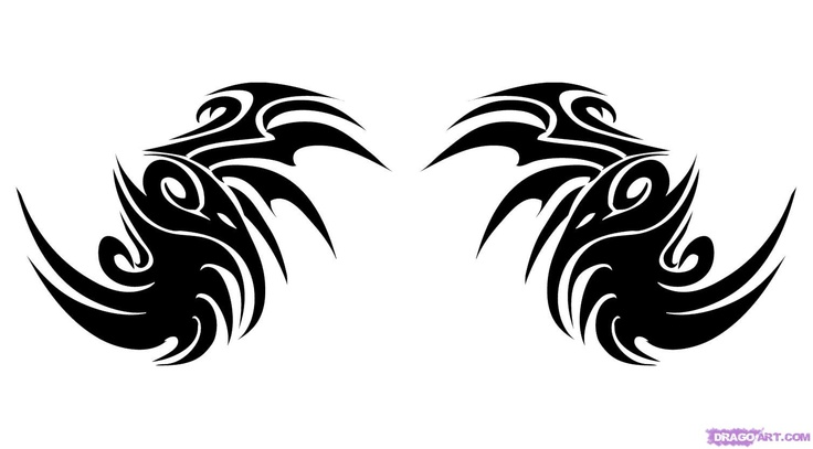 40 best Maori Eagle Tattoo Designs images on Pinterest