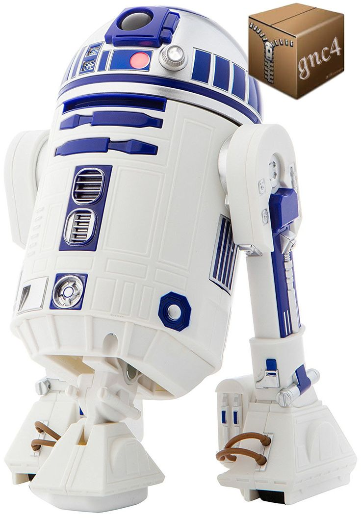 Star Wars R2-D2 Artur D2 App-Enabled Droid iOS & Android compatible Toys Gift | eBay