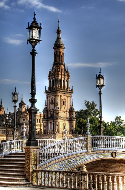 Seville, Andalusia - Spain. Been there!