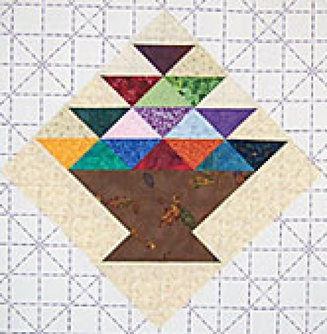 Quilt Pattern With Different Size Blocks : Basket Quilt Block Patterns in Many Styles and Sizes ...