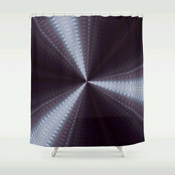 Deep Aubergine Eggplant Shower Curtain By Taiche Homedec Podsms With Images Designer Shower Curtains Curtains