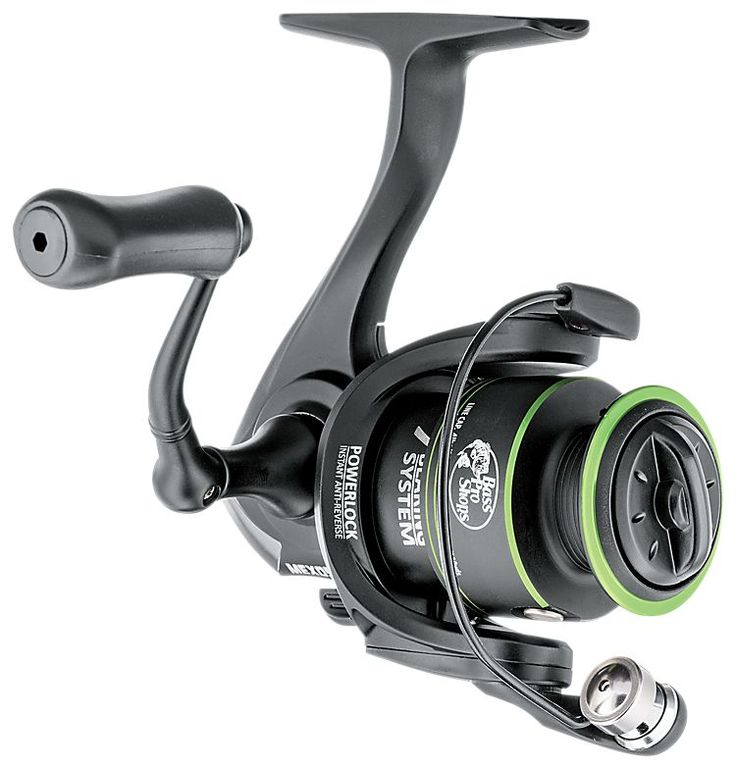 bass pro shops micro lite elite spinning reel model